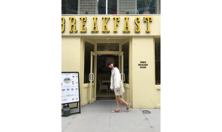 享用6個國家的早餐,到訪了原宿的「World Breakfast Allday」 咖啡廳、在原宿、