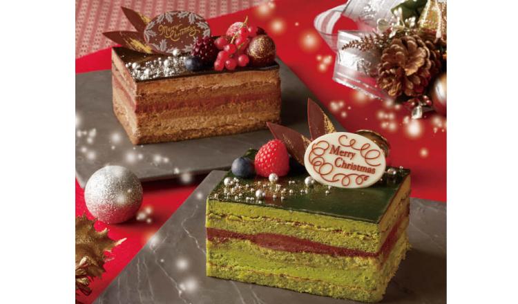 使用和素材「神樂坂 茶寮」聖誕節蛋糕開始接受預約 甜點、聖誕節、