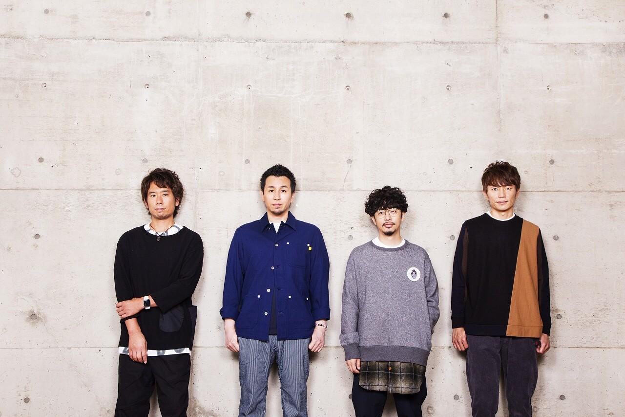 ASIAN KUNG-FU GENERATION(亞細亞功夫世代) 新專輯歌曲「ホームタウン」MV公開! ASIAN KUNG-FU GENERATION_、