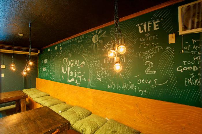 北海道札幌平價住宿social hostel 365 lounge