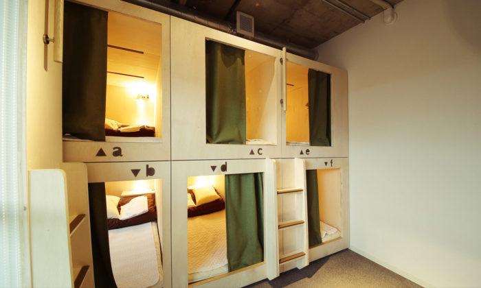 北海道札幌平價住宿THE STAY SAPPORO 房間