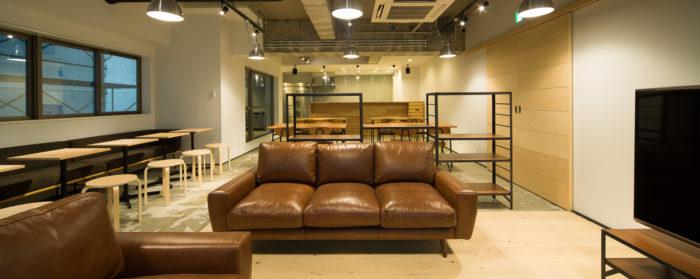 北海道札幌平價住宿THE STAY SAPPORO 3樓大廳
