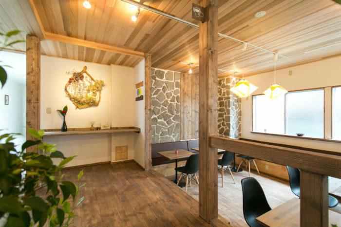 北海道札幌平價住宿GUEST House Yuyu 雪結大廳