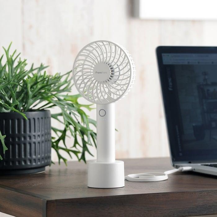 桌上型迷你電風扇