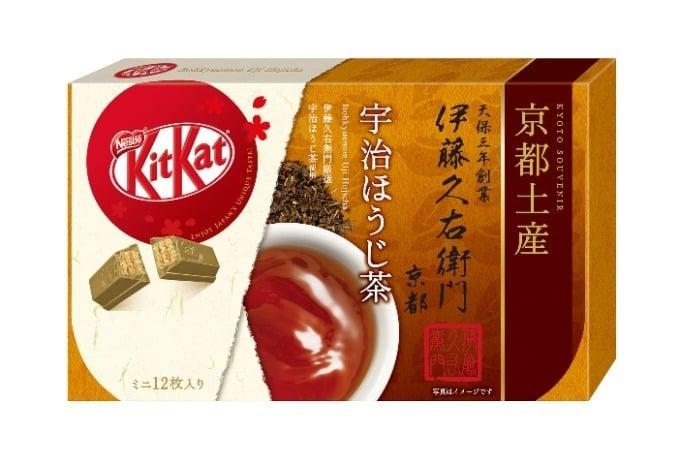 京都伊藤久右衛門焙茶口味