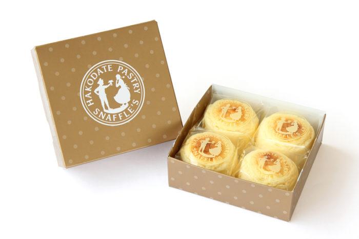 函館必買伴手禮_pastry snaffles cheese omelet original
