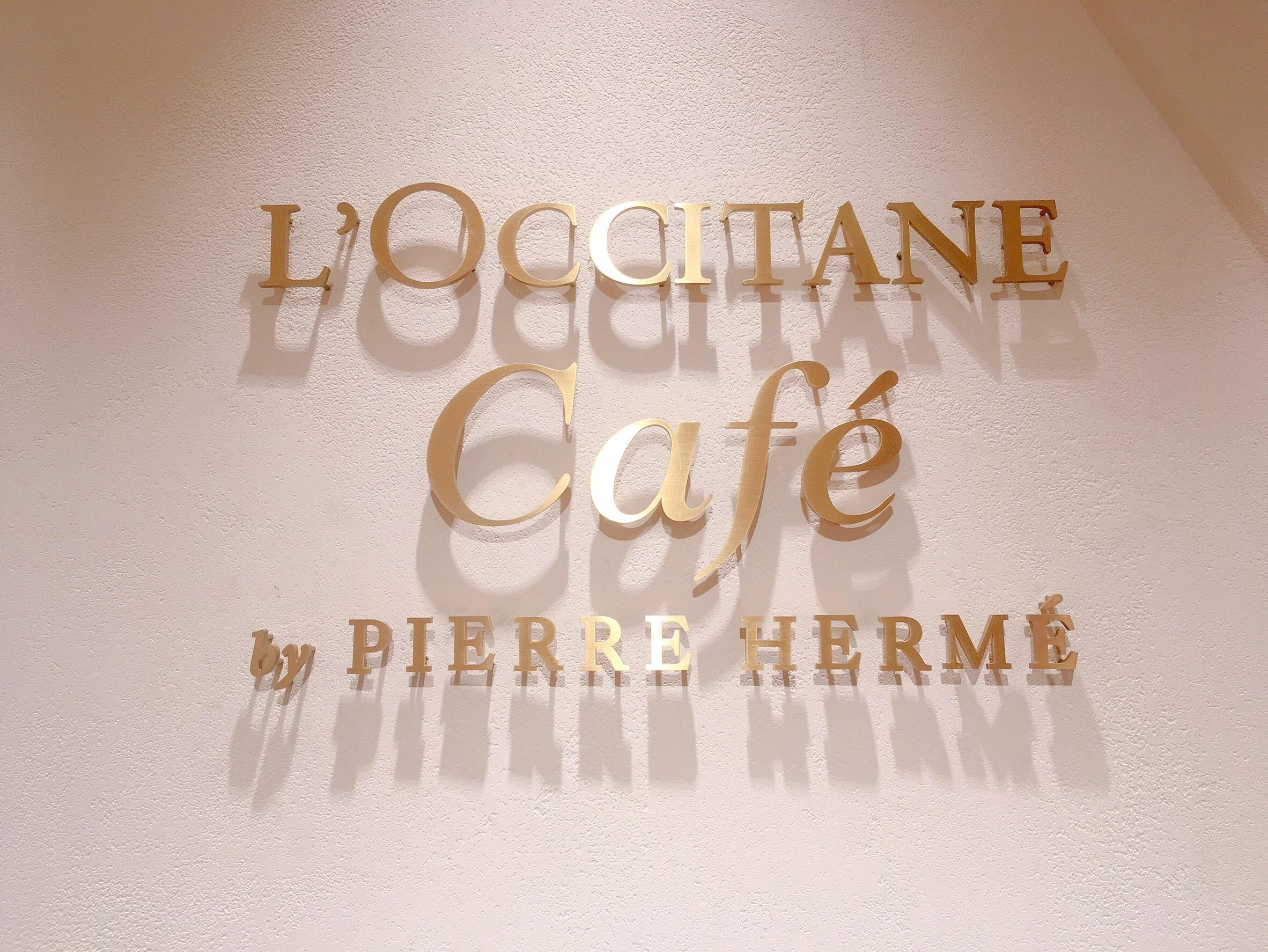 L'OCCITANE Café by Pierre Hermé