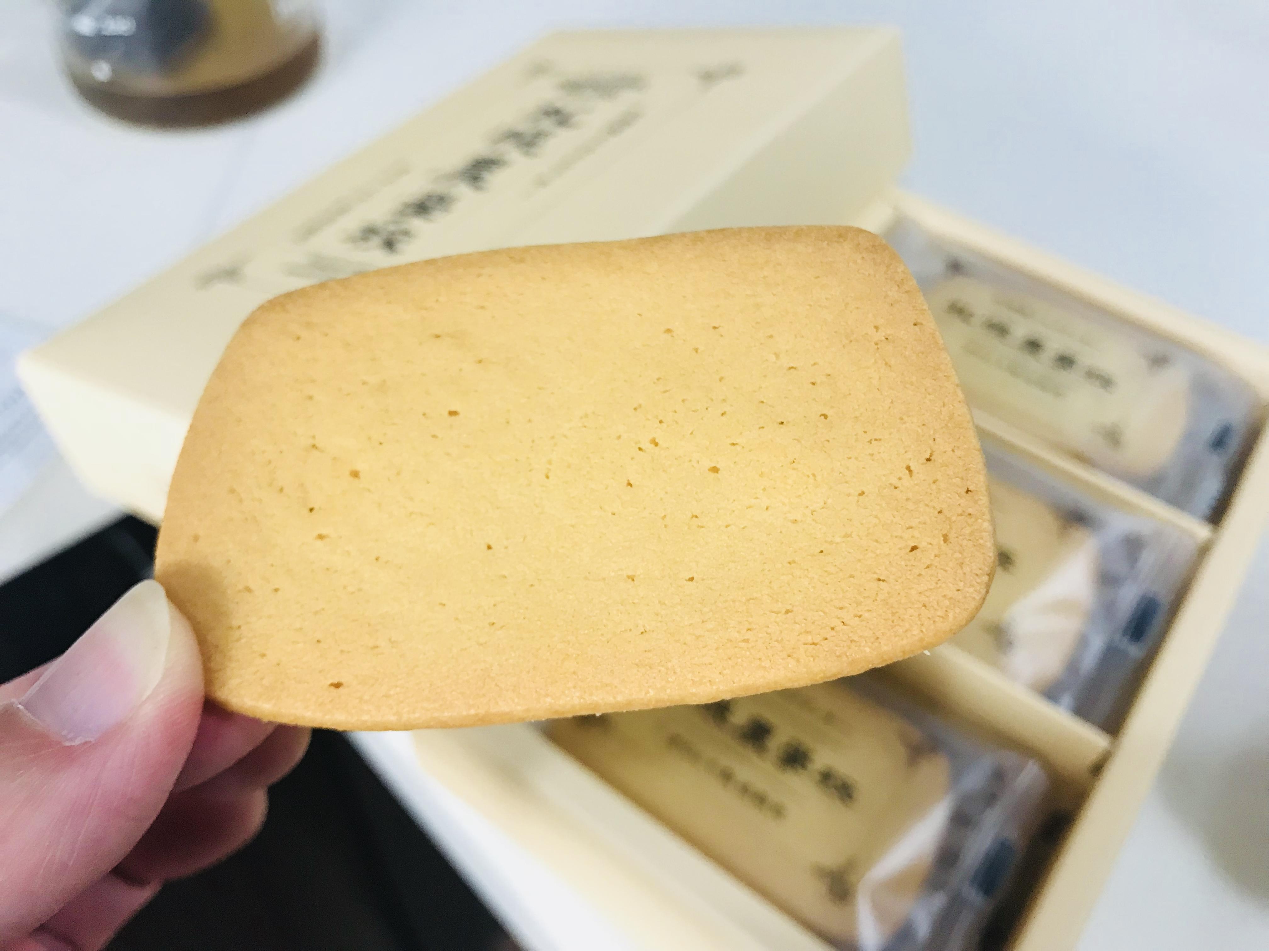 札幌農學校牛奶餅乾