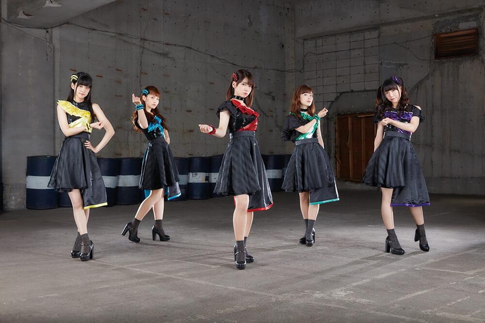遊戲「消滅都市」中登場的偶像Unit SPR5的新曲MV公開 SPR5_、