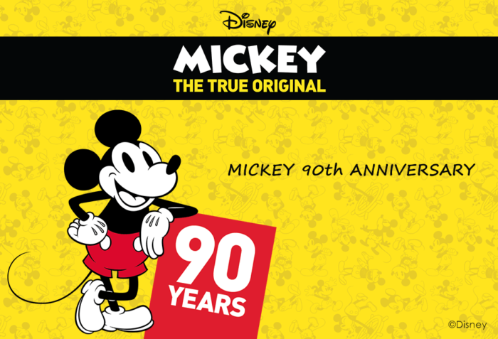 Mickey 90th Anniversary Premium Shop 2nd SEASON