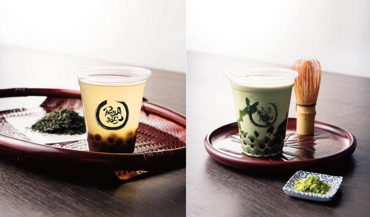 人氣珍珠飲料抹茶和焙茶味道登場!淺草「BOBA365」 抹茶_、淺草、