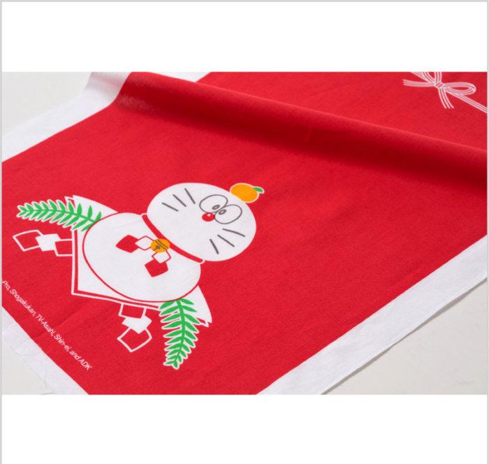 新年問候毛巾