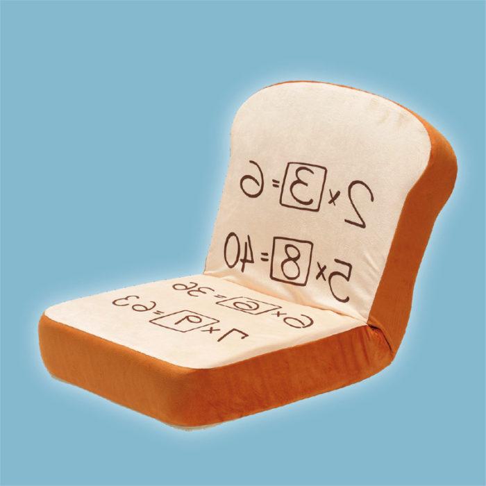 記憶吐司座椅