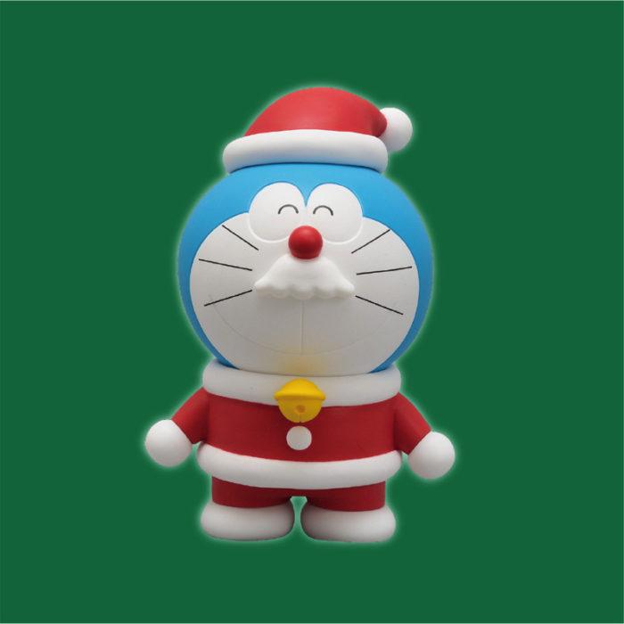 聖誕哆啦A夢人形公仔