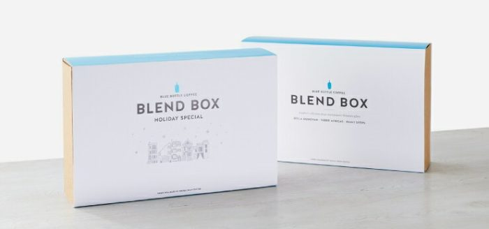 HOLIDAY COFFEE GIFT-blend box