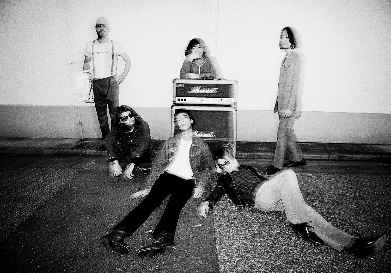 Suchmos於橫濱球場舉辦單獨公演 發表新專輯發行 Suchmos_、