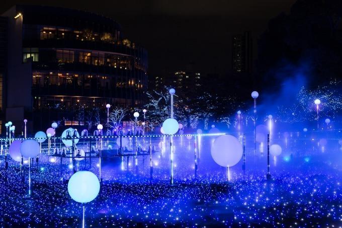 東京中城聖誕點燈意象圖02