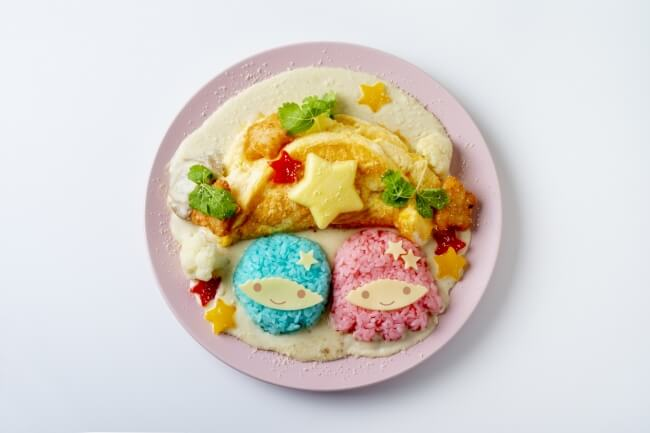 LUMINE EST新宿 舉行「Kiki Lala」聯名咖啡廳&聖誕市場活動 KikiLala、