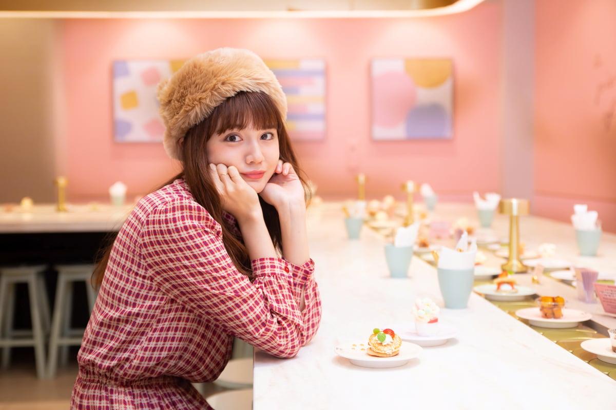 【東京散步】透過點心來感受日本氣氛♡原宿的迴轉點心「MAISON ABLE Cafe Ron Ron」 在原宿、村田倫子、東京散步、甜點、