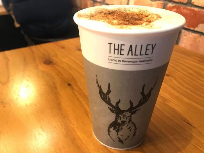 鹿角巷THE ALLEY推出起司茶!實際品嚐&詳細前往方式 咖啡廳、在原宿、