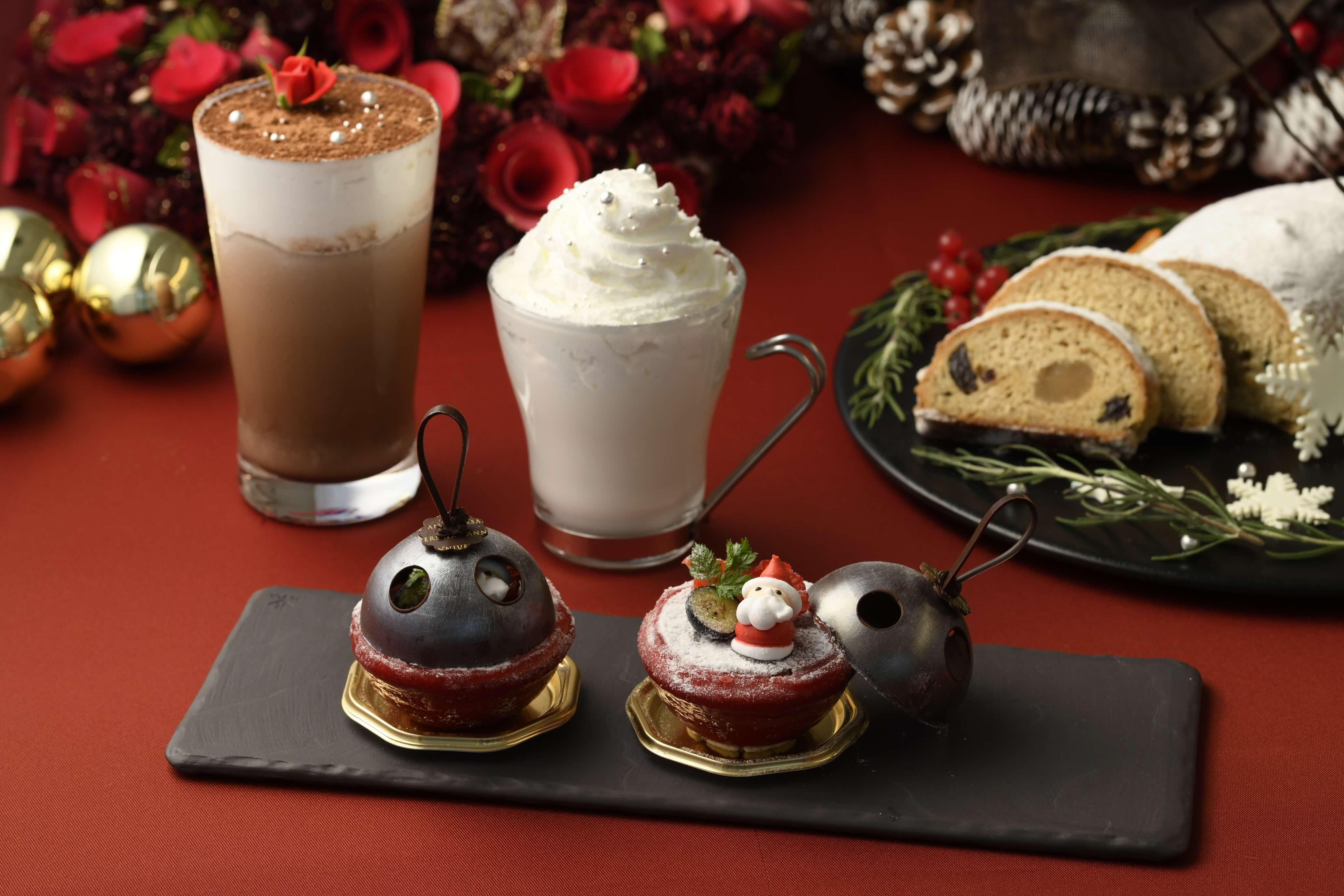 在「ANNIVERSAIRE CAFE」舉辦聖誕市集 聖誕節、表參道、