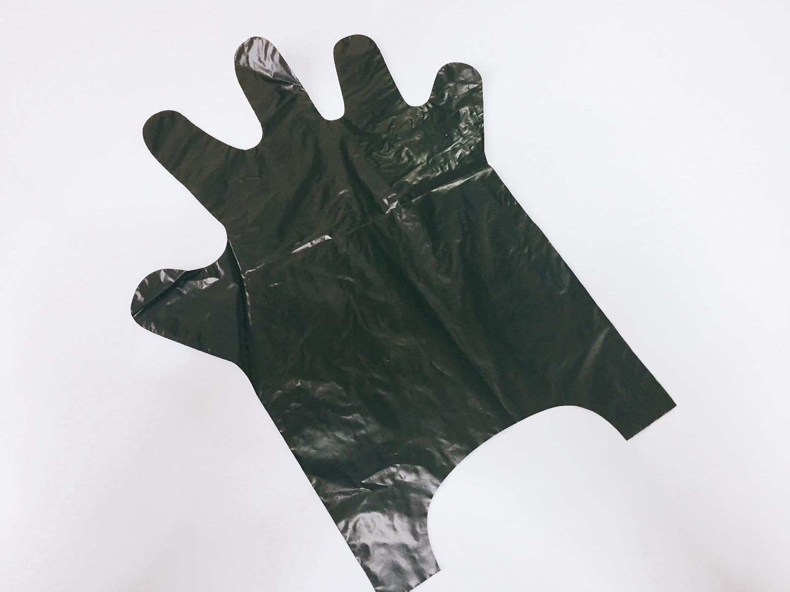 DAISO垃圾取用手套