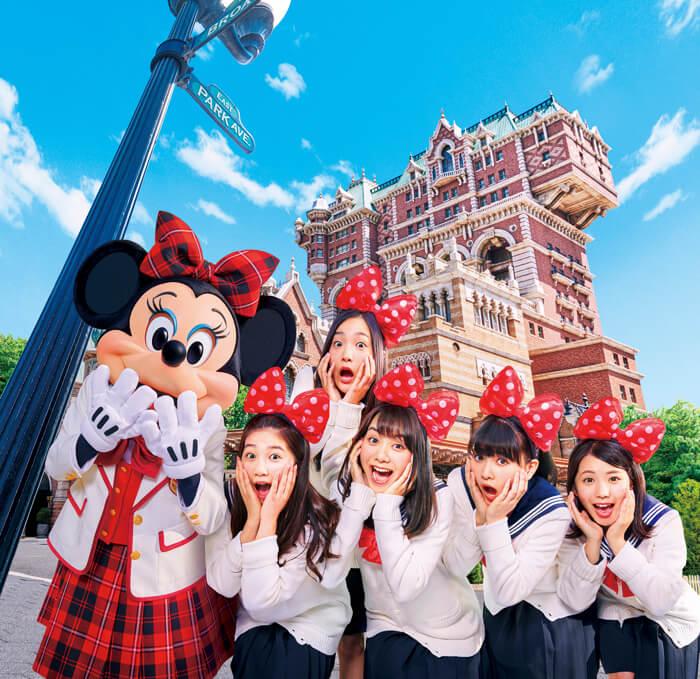 東京迪士尼度假區學生限定護照登場! 東京迪士尼樂園、東京迪士尼海洋、