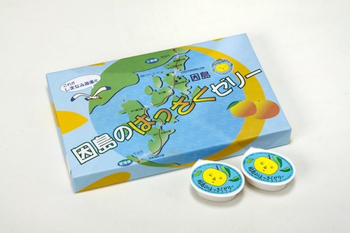 廣島必買推薦伴手禮10選_因島的八朔果凍
