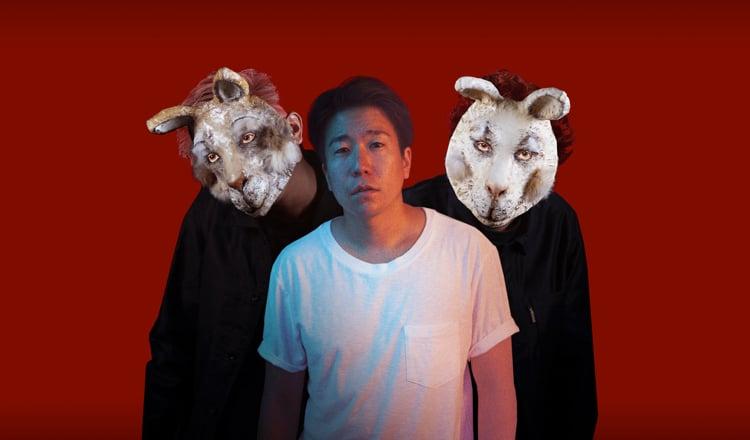 日本蒙面藝人組合AmPm新歌「Faded Love feat.Michael Kaneko」發售 AmPm_、