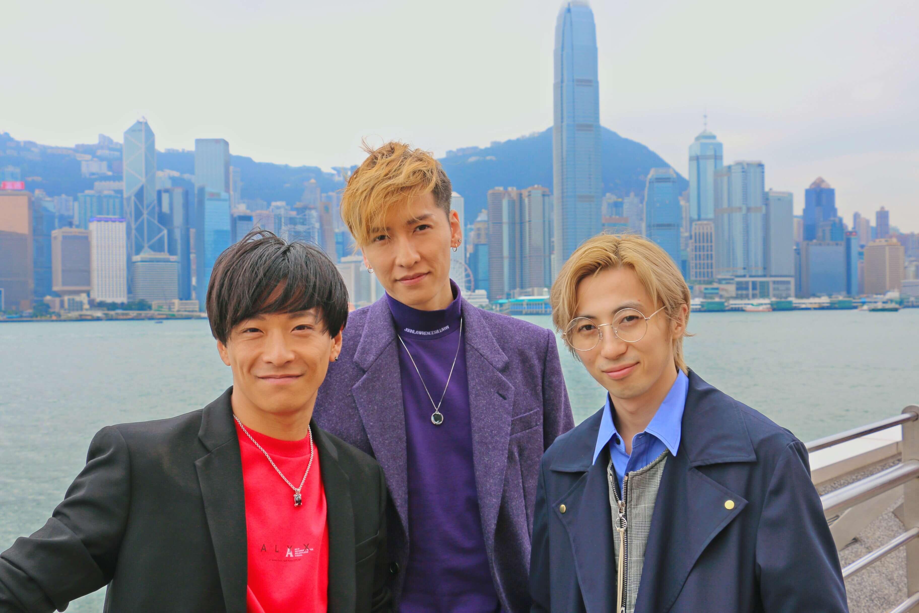 w-inds. 第10次的香港公演大成功!本週發售的DVD/Blu-ray2首歌曲影像公開 w_inds、