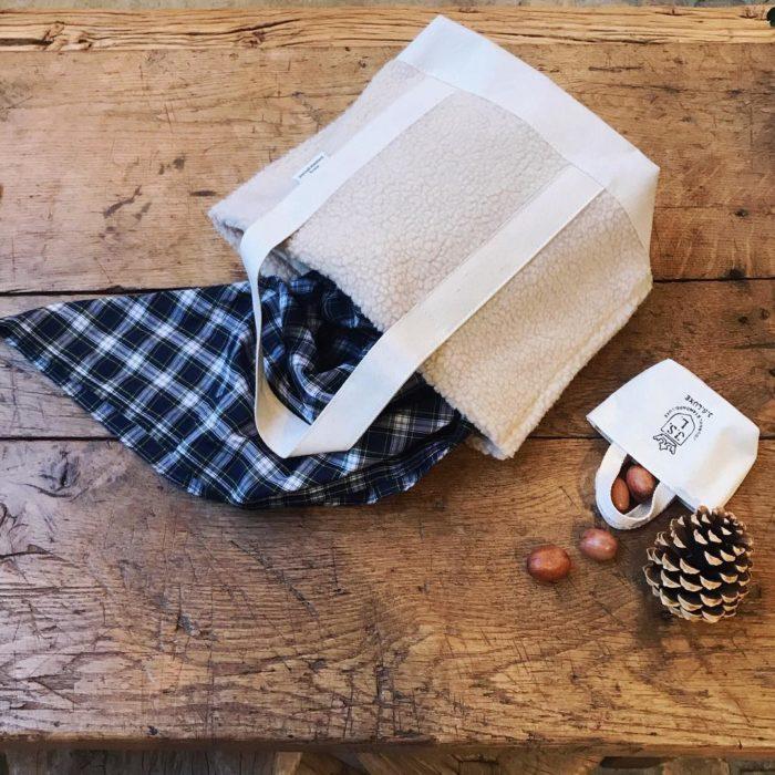 journal standard luxe暖暖親子托特包實品
