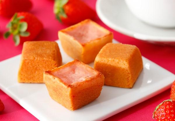 資生堂 草莓起司蛋糕