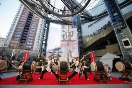 六本木新城舉辦新年活動!福袋、限定商品登場 在六本木、