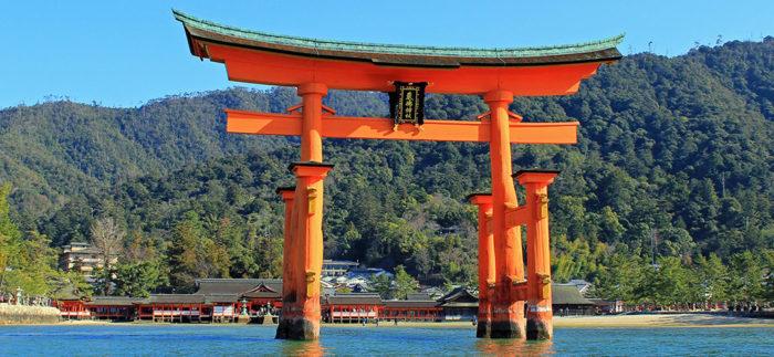 廣島旅遊推薦觀光景點_宮島與嚴島神社
