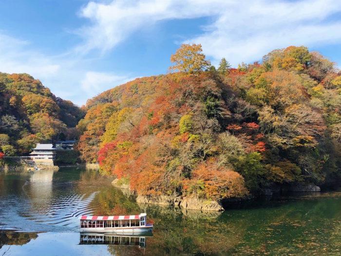 廣島旅遊推薦觀光景點_帝釋峽