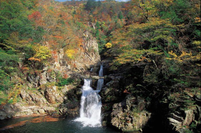 廣島旅遊推薦觀光景點_ 三段峽