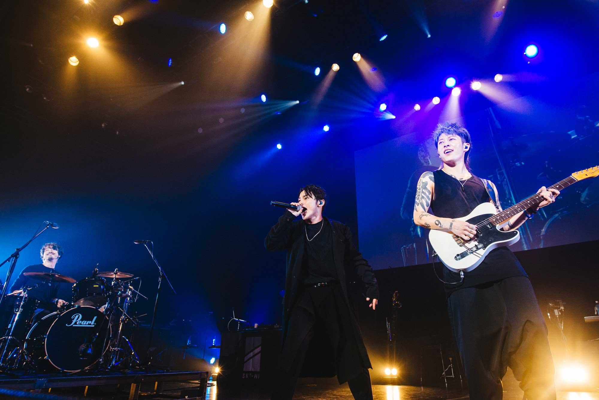 SKY-HI巡迴最後公演邀請MIYAVI、金子統昭共襄盛舉 skyhi、