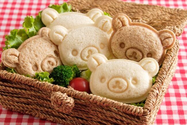 簡單製作懶懶熊三明治!貝印「三明治懶懶熊模型」登場 懶懶熊、