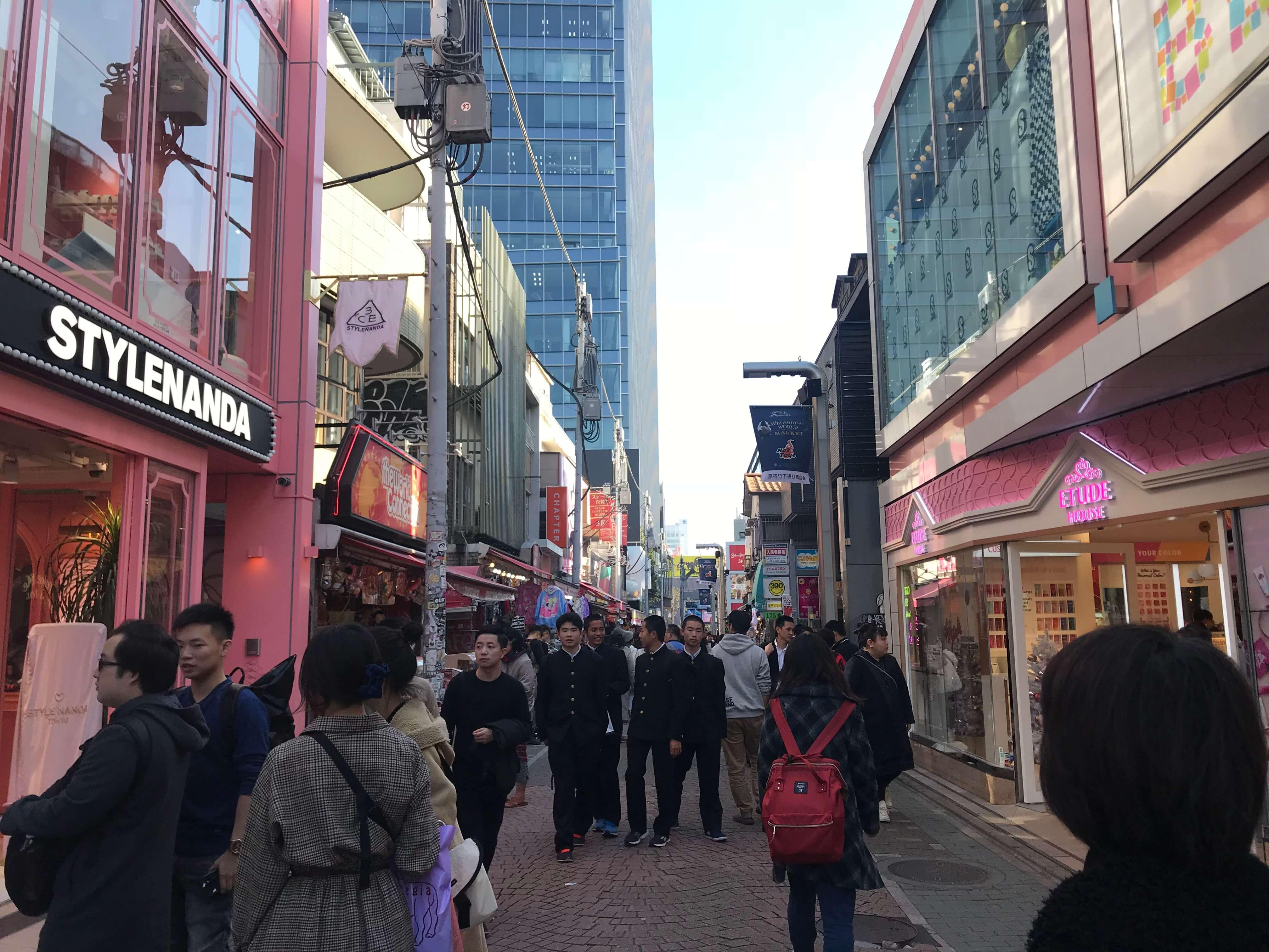 在東京・原宿的直營店購物韓國化妝品吧!在竹下通可以買得到的韓國化妝品3選 在原宿、竹下通、