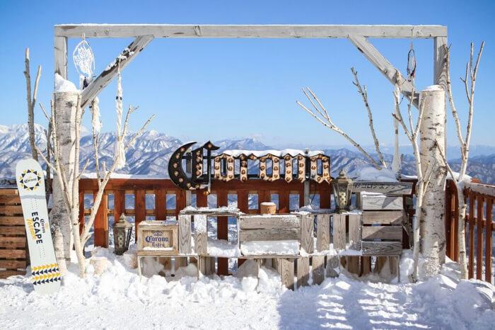 CORONA在下北澤開放「戶外桑拿」長野縣白馬地區的「冬天限定的酒吧」 下北澤、在長野、