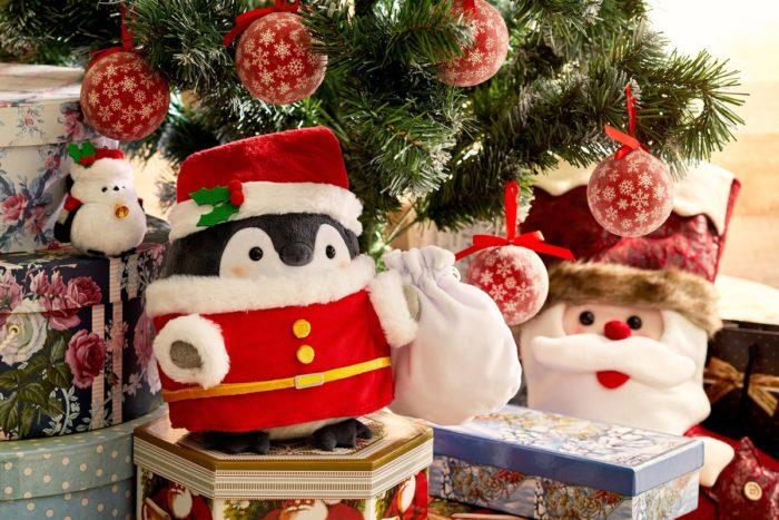正能量企鵝聖誕