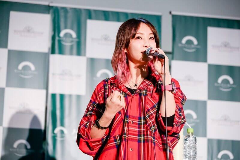 LiSA新歌發售紀念談話活動「好想帥氣地唱好難的曲子」 LiSA_、