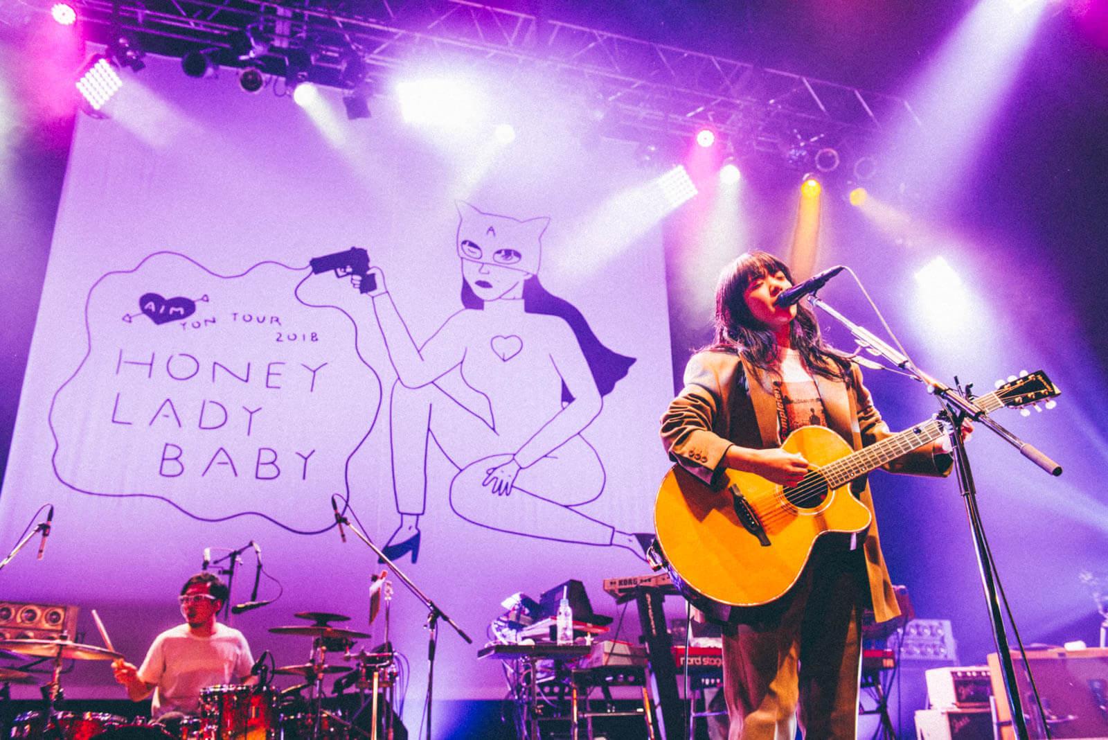 【Live report】愛繆日本全國巡演最終公演在Zepp Tokyo展開 愛繆、