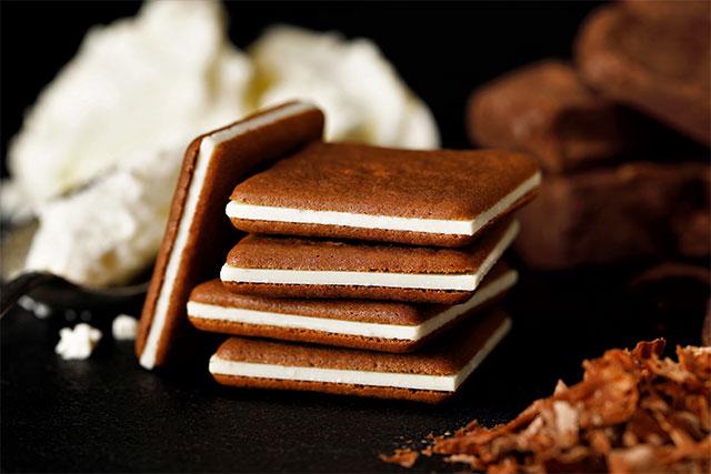 季節限定巧克力起司餅乾