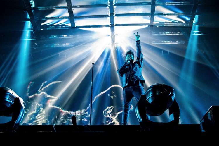 The Weeknd首次日本公演與米津玄師共同演出! 幕張展覽館響起世界級水準歌聲 The Weekend_、米津 玄師、
