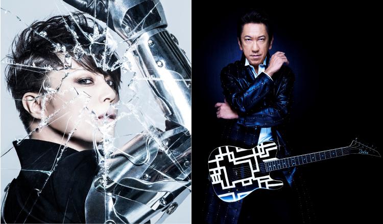 西川貴教、布袋寅泰聯手合作新歌將成為電影《刀劍亂舞》主題曲 刀劍亂舞、西川貴教_、
