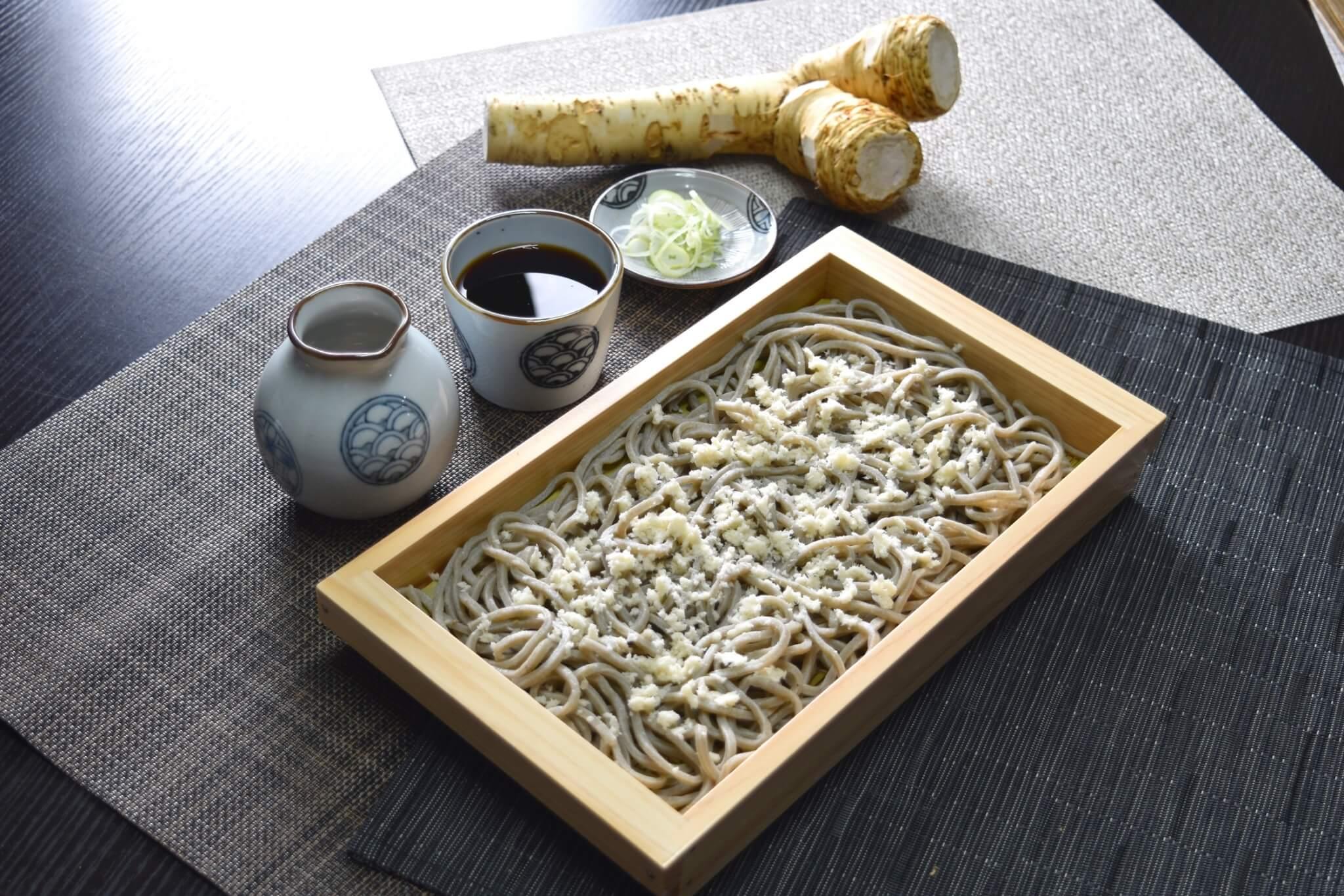 以北海道產蕎麥粉為食材的十成蕎麥店「北海道百蕎麥」在東京淺草橋開幕 日本料理、