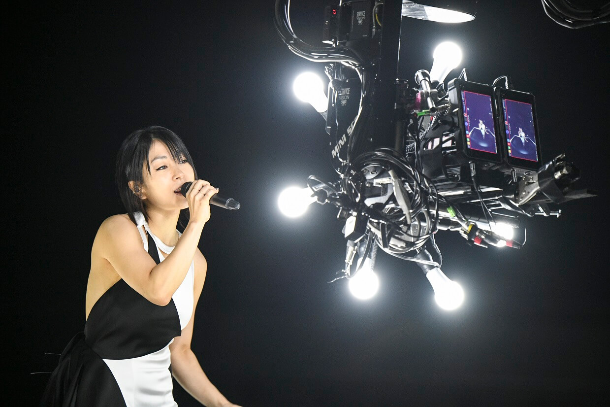 用PlayStation ®VR享受宇多田光公演精彩影像!「光」&「誓言」公演影像發售 PlayStation_、VR_、宇多田光、王國之心、