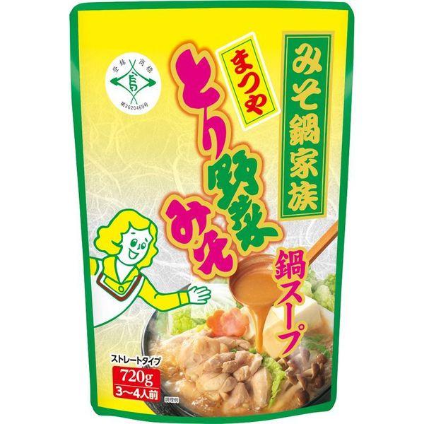 蔬菜味噌鍋底
