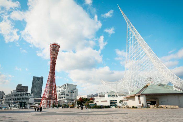 神戶景點-美利堅公園